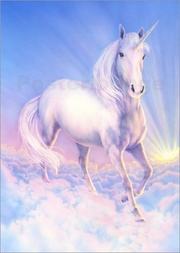 Poster Dream unicorn