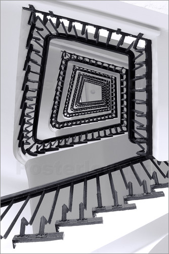 Sabine Wagner - STAIRCASE I