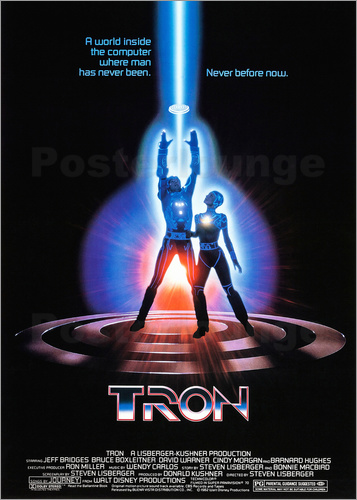 Poster Tron