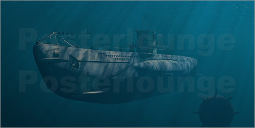 Peter Weishaupt - Submarine 1941 Behind Enemy Lines