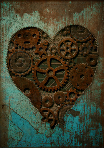 Poster Clockwork Heart