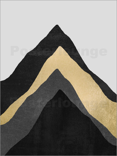 Poster Four Mountains