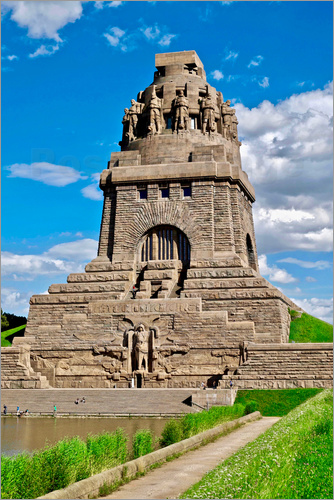 imageBROKER - The Monument to the Battle of the Nations