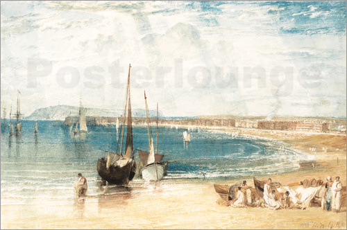Joseph Mallord William Turner - Weymouth