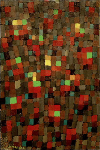 Paul Klee - Like a Stained-Glass Window