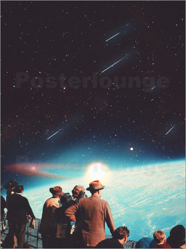 Poster We Have Been Promised Eternity