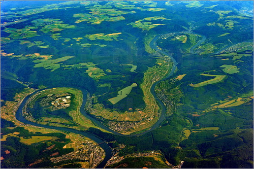 HADYPHOTO GEO ART - CELL TO THE MOSEL 2
