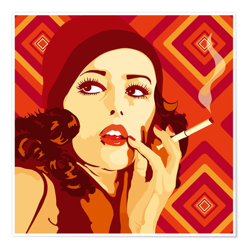Premium poster Your 20s to 60s Girl