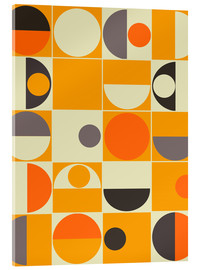 Acrylic glass  panton orange - Mandy Reinmuth