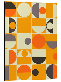 Alu-Dibond  Panton orange - Mandy Reinmuth