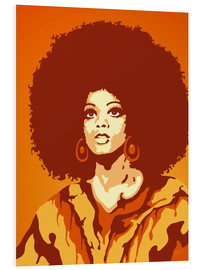 Forex  70s Orange Soul Mama - JASMIN!