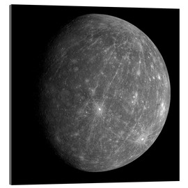 Acrylic print  Planet Mercury - Stocktrek Images