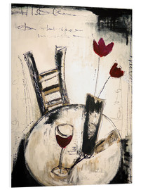 Forex  A glass of wine - Christin Lamade