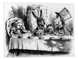 Forex  The Mad Hatter's Tea Party - John Tenniel