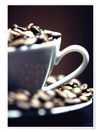 Premium poster Coffee cup 7