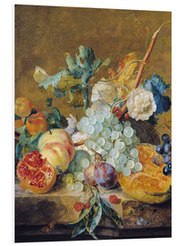 Forex  Flowers and Fruit - Jan van Huysum