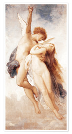 Poster Cupid and Psyche