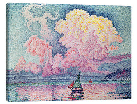 Canvas print  Antibes - Paul Signac