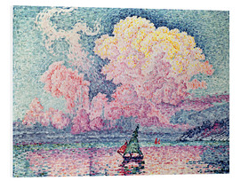 Foam board print  Antibes - Paul Signac