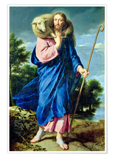 Premium poster The Good Shepherd