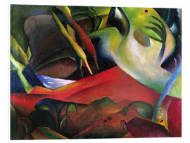 Forex  The Storm - August Macke