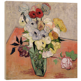 Vincent van Gogh - Roses and Anemones