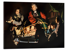 Acrylic print  The Orrery - Joseph Wright of Derby