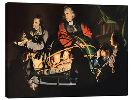Canvas print  The Orrery - Joseph Wright of Derby