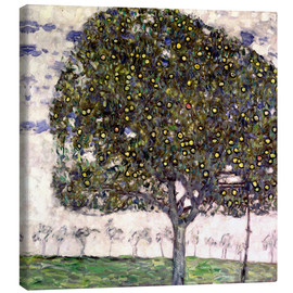Canvas  The Apple Tree II - Gustav Klimt
