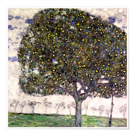 Poster  The Apple Tree II - Gustav Klimt