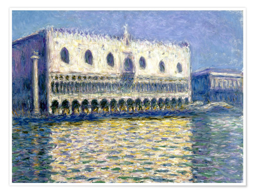 Premium poster The Ducal Palace