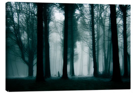 Canvas print  Enchanted forest - Jens Berger