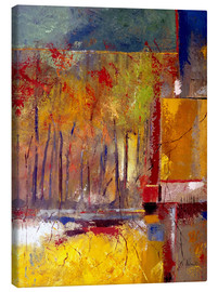 Canvas print  Can't see the forest for the trees - Ruth Palmer