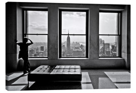 Canvas  New York - Top of the Rock - Thomas Splietker