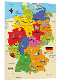 Forex  German states for children - Fluffy Feelings