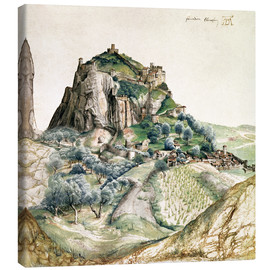 Canvas print  View of the Arco Valley in the Tyrol - Albrecht Dürer