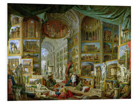 Forex  Gallery of Views of Ancient Rome - Giovanni Paolo Pannini