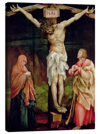 Canvas print  The Crucifixion - Matthias Grünewald