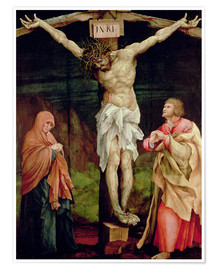 Premium poster The Crucifixion