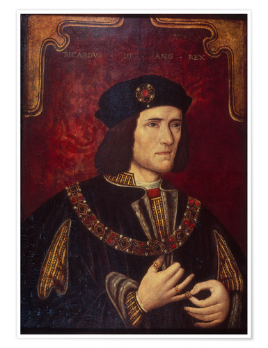 Premium poster King Richard III.