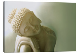 Canvas  Buddha I - Christine Ganz