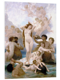 Forex  Birth of Venus - William Adolphe Bouguereau