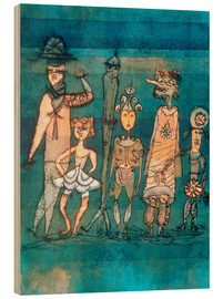 Paul Klee - masks