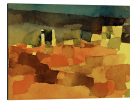Paul Klee - Sketch of Sidi Bou Said