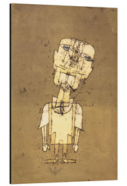 Aluminium print  Ghost of a Genius - Paul Klee