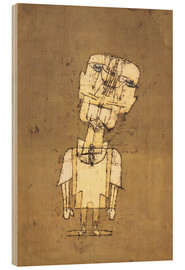 Wood  Ghost of a Genius - Paul Klee