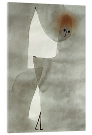 Acrylic glass  Dance position - Paul Klee