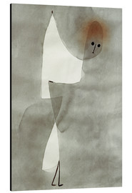 Aluminium print  Dance position - Paul Klee