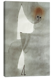 Canvas print  Dance position - Paul Klee