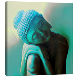 Canvas print  Buddhas Lullaby - Christine Ganz